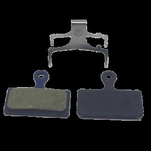 Fast breaking in. Disc brake pads resin-organic for Avid-BB5 Ball bearing 5