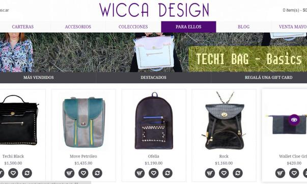 Tienda online de Wicca